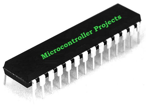 Microcontroller Projects On Data Transfer Between Two Microcontrollers Using Communication
