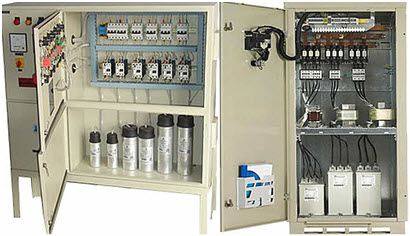 power factor correction unit with real time applications door wiring diagram power factor correction panel