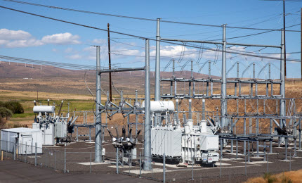 Major Components In Electrical Substations And Their Workings