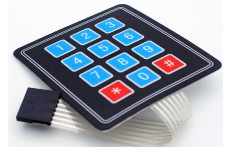Matrix Keypad