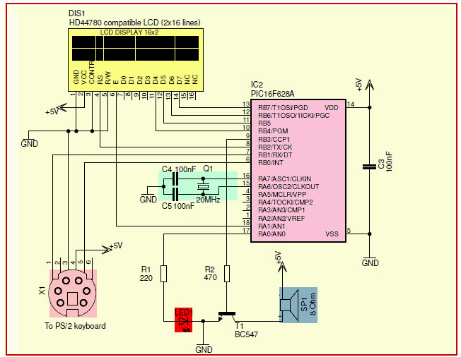 Morse Code Encoder with Microcontroller