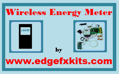Wireless Energy Meter