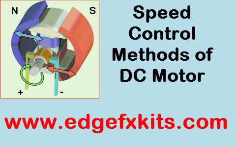 Methods of speed control of dc motor edgefx swarovskicordoba Choice Image