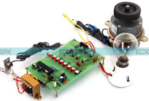 Practical Application of Simple AC to AC Converter Circuit by Edgefxkits.com