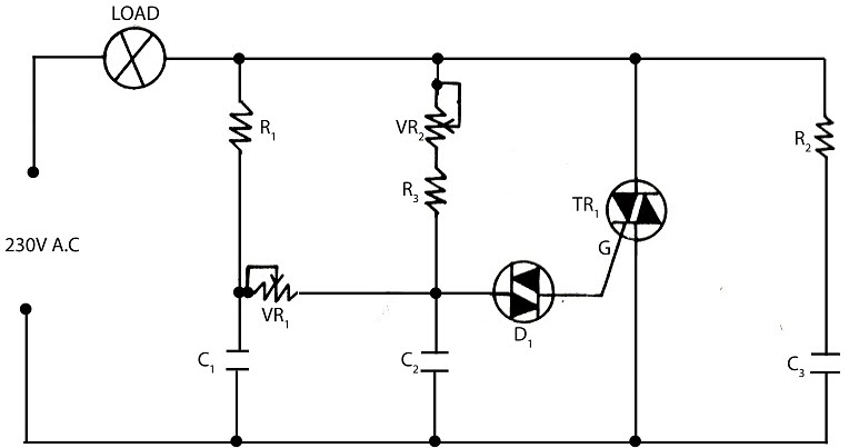 Triac Dimming Wiring Diagram | Wiring Diagram on how a dimmer switch diagram, dimmer switch installation diagram, 3 way dimmer switch diagram, dimmer circuit diagram,