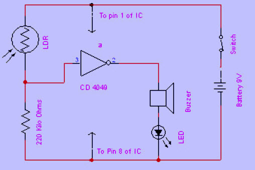 Easy and Simple Electronic Circuits for Beginners