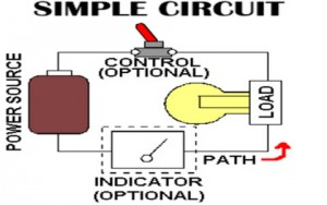 Simple Electronic Circuit