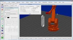 Robot Design Software