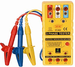 Phase sequence meter