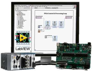 LabVIEW Based Electrical Projects for Students