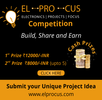 Competition for Electronics and Electrical Pros