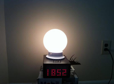 Open Source Sunrise Alarm Clock