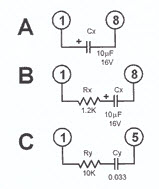 External Circuits of LM386