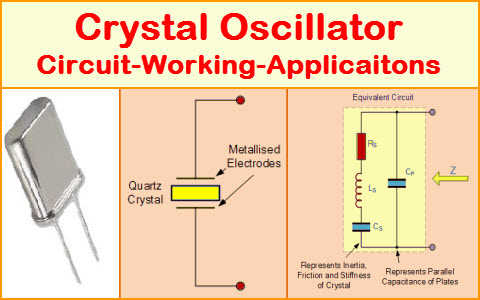 Oscillator Circuit and Working with Applications