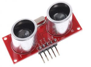 Mini Ultrasonic Motion Detector